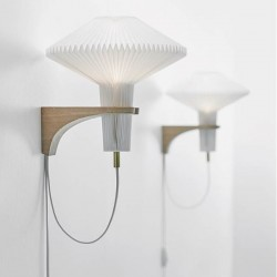 Le Klint Mushroom Wall Lamp Model 2014
