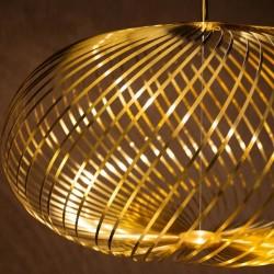 Tom Dixon Spring Pendant Lamp Brass