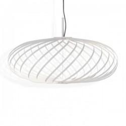 Tom Dixon Spring Pendant Lamp White Small