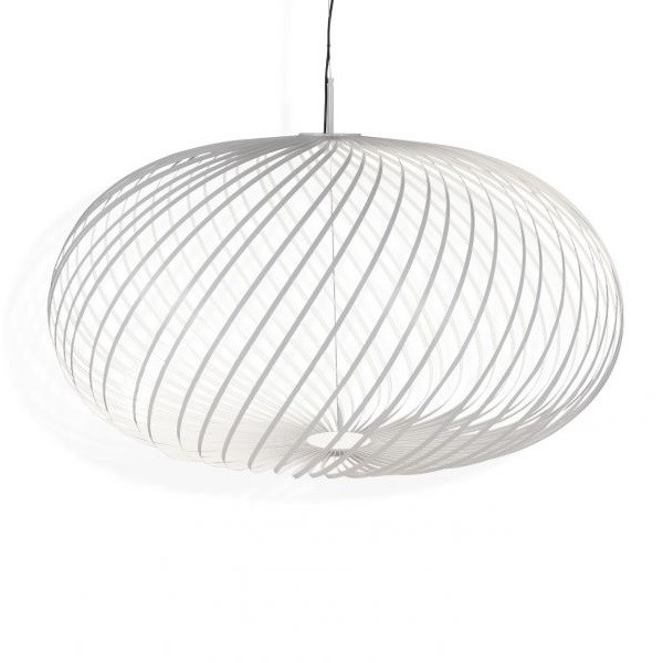 om Dixon Spring Pendant Lamp White Large
