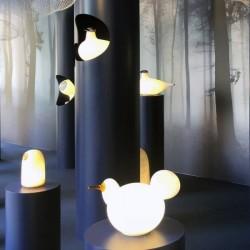 The Linnut Installation