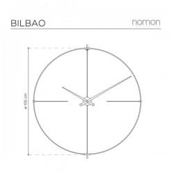 Nomon Bilbao Clock