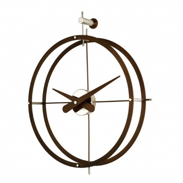 Nomon 2 Puntos Clock