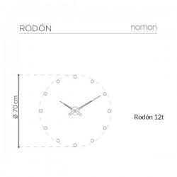 Nomom Rodon 12 T Clock