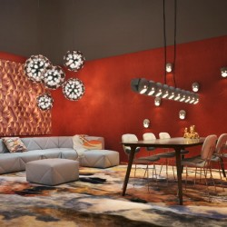 Moooi The Party Suspended Lamps