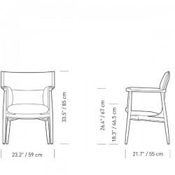Carl Hansen & Søn Embrace Chair