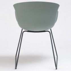 Ondarreta Bai Sledge Chair