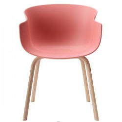 Ondarreta Bai Wood Chair