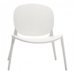 Kartell Be Bop Lounge Chair Outdoor