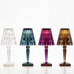 Kartell Big Battery Led Table Lamp
