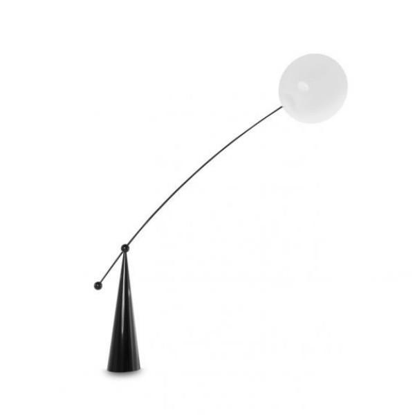 Tom Dixon Opal Arc Floor Lamp