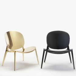 Kartell Be Bop Lounge Chairs