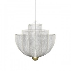 Moooi Meshmatics Chandelier Small