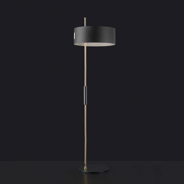 Oluce 1953 343 Floor Lamp