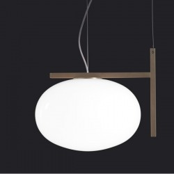 Oluce Alba Suspension Lamp 466