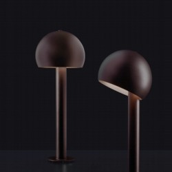 Oluce Otto Floor Lamp Outdoor
