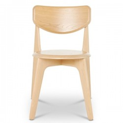 Tom Dixon Slab Chair Natural