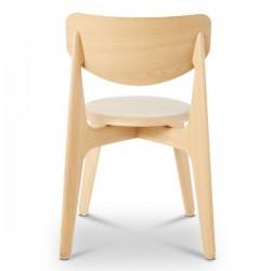Tom Dixon Slab Chair Natural