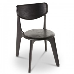 Tom Dixon Slab Chair Black