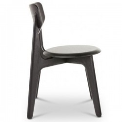 Tom Dixon Slab Chair Black x 2