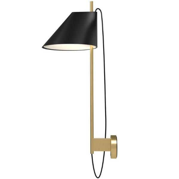 Louis Poulsen Yuh Wall Lamp Brass