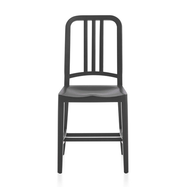 Emeco Navy Chair Black Stained Oak