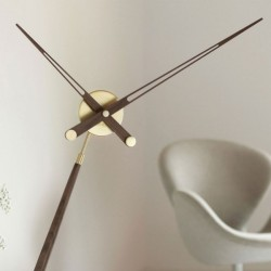 Nomon Puntero Clock Gold N
