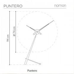 Nomon Puntero T Clock