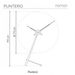Nomon Puntero N Clock