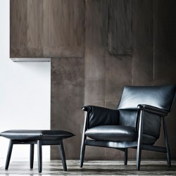 Carl Hansen & Søn Embrace Foot Stool
