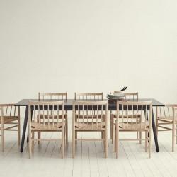 FDB Mobler J80 Dining Chair