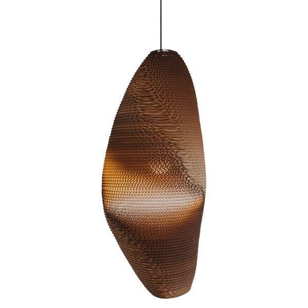 Graypants Denny Pebbles Suspension Lamp