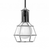 Design House Stockholm Work Lamp Chrome Plate