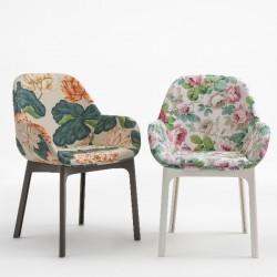 Kartell Clap Chair Sanderson Pattern