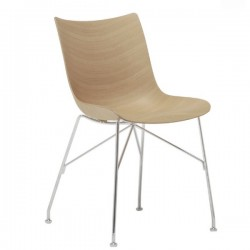 Kartell P Wood Chair
