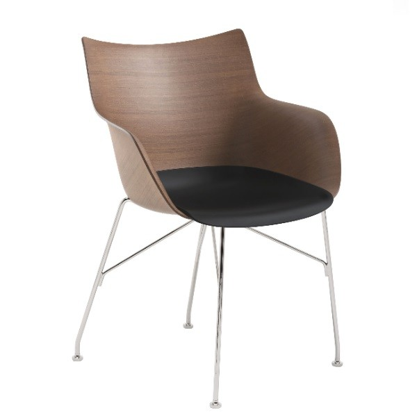 Kartell Q Wood Armchair
