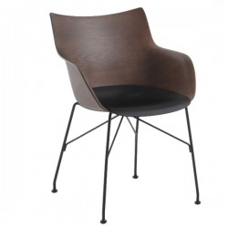 Kartell Q Wood Armchair