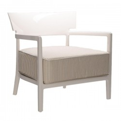 Kartell Cara Lounge Chair Outdoor