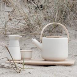Stelton Theo Teapot Sand