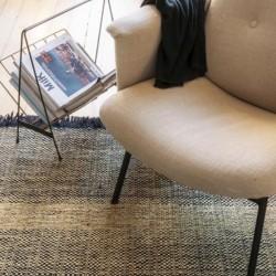 Nanimarquina Tres Texture Gold Carpet