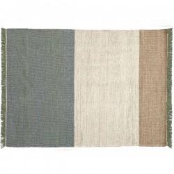 Nanimarquina Tres Stripes Sage Carpet