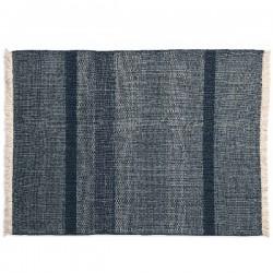 Nanimarquina Tres Texture Blue Carpet