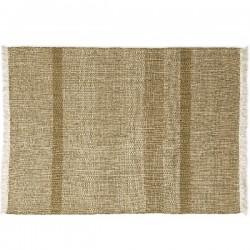 Nanimarquina Tres Texture Ochre Carpet