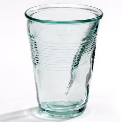 Goods Crushed Glass Cup