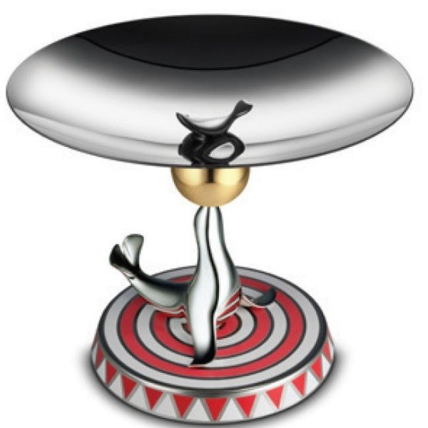 Alessi The Seal Cake Stand