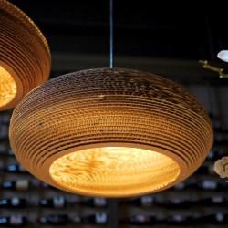 Graypants Disc Lamp Scraplights