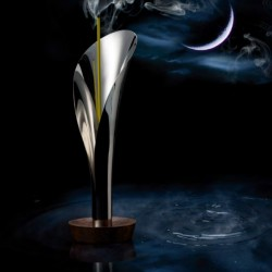 Alessi Incense Burner Lily