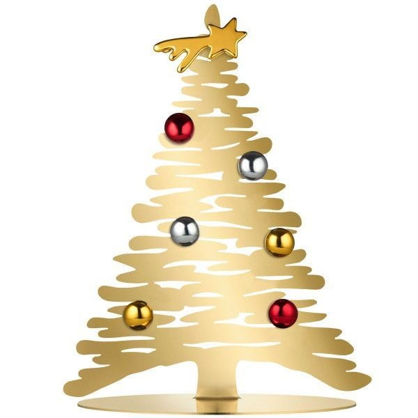 Alessi Bark for Christmas Gold