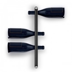 Eva Solo Nordic Kitchen Hanging Wine Rack