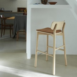 Skagerak Hven Bar Stool, Low